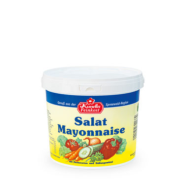 Salat Mayonnaise 50% Rapsöl 5Kg