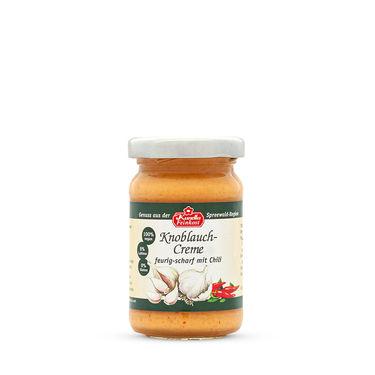Knoblauch-Creme mit Chili 95g