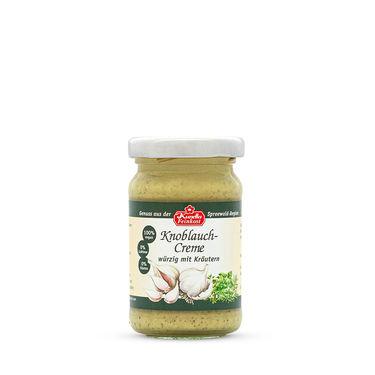 Knoblauch-Creme mit Kräutern 95g