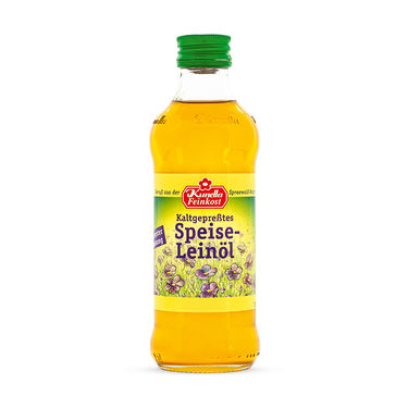 Speise-Leinöl kaltgepresst 250ml
