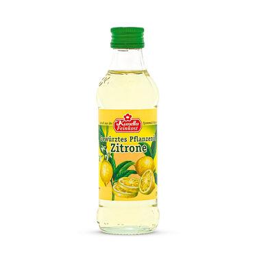 Gewürztes Rapsöl Zitrone 100ml