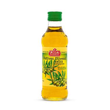 Natives Olivenöl extra, kaltgepresst, Trüffel 100ml